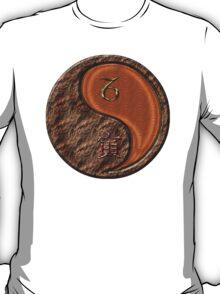 Capricorn & Tiger Yang Wood T-Shirt