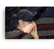 Memorial Day Canvas Print