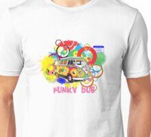 Funky Bus Unisex T-Shirt