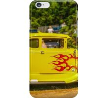 1931 Ford Model A Coupe iPhone Case/Skin