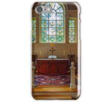 Irving Chapel iPhone Case/Skin