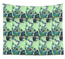 Water Lilis 1.1 Wall Tapestry
