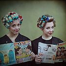 It's My Mother's Beauty Parlor by tori yule