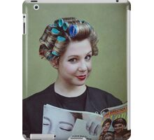 It's My Mother's Beauty Parlor iPad Case/Skin