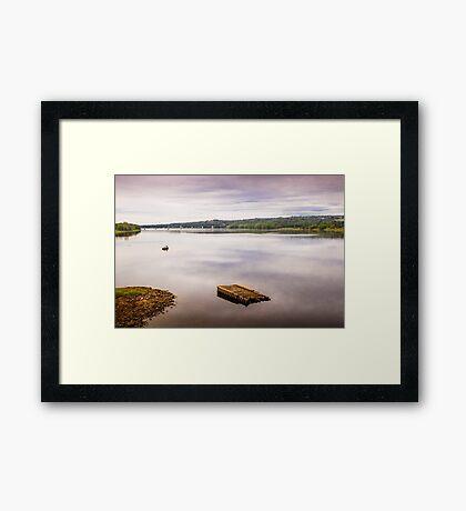 Saint John River Framed Print