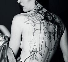 Geisha 1 by KittyElixir