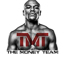 The Money Team, Floyd Mayweather by silverbrush