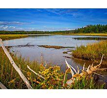 Ceilidh Trail Vista Photographic Print