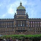 Národní muzeum by Peter Reid