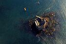 Barra: Kisimul Castle by Kasia-D