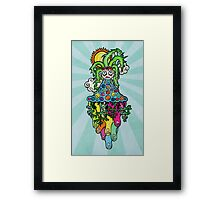 Keep It Together Framed Print