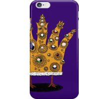 King of What iPhone Case/Skin