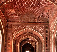Of rich textures by Sundar Singh