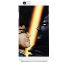 Confrontation iPhone Case/Skin