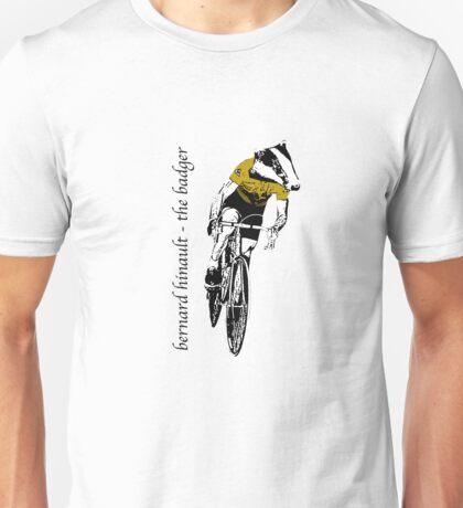 Le Tour: Bernard Hinault T-Shirt