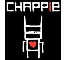 Love Chappie Photographic Print