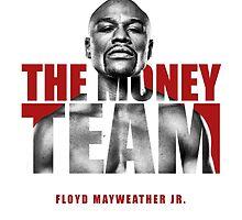 The Money Team, Floyd Mayweather by silverbrush