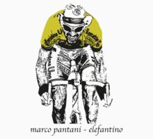 Le Tour: Marco Pantani by citycycling