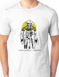 Le Tour: Marco Pantani T-Shirt