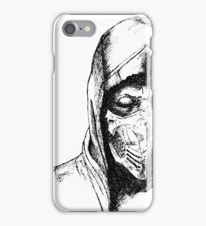 Scorpion Mortal Kombat X iPhone Case/Skin