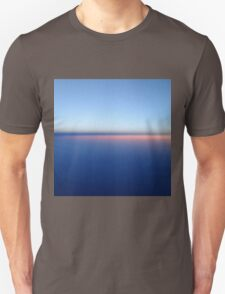 Sunrise from the Plane T-Shirt