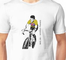 Le Tour: Tommy Simpson Unisex T-Shirt