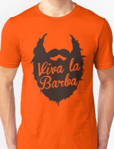 Long Live The Beard T-Shirt
