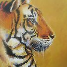 Tiger, Tiger by Andy  Housham