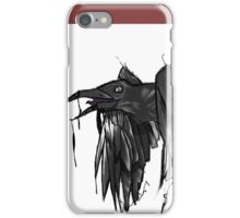 DrippyRaven iPhone Case/Skin
