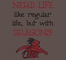 Nerd Life by Andrea Brooks