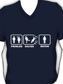 Problem Solved MGTOW T-Shirt