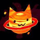 {NULL set} Saturn  by lostshad3