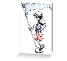 Sora Greeting Card