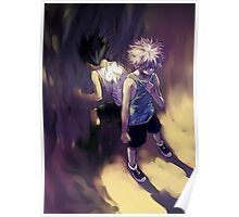 Hunter x Hunter (Gon & Killua) Poster