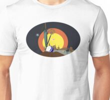 Final Fantasy X Opening Vector (Adjusted No Clouds) Unisex T-Shirt