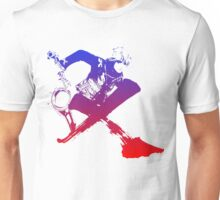 Shulk Super Smash Bros X Final Fantasy Logo (No Name) Unisex T-Shirt