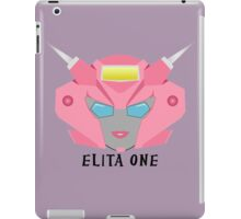 Elita One iPad Case/Skin