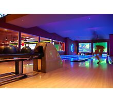 Bowling Chicago Style Photographic Print