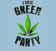 I Vote Green Party Unisex T-Shirt