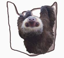 Pocket Sloth Kids Tee