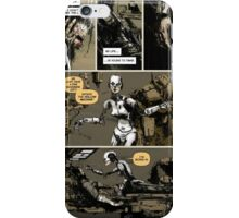 Infused Man - Page 4 iPhone Case/Skin