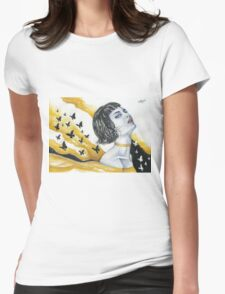 Flashback Womens Fitted T-Shirt
