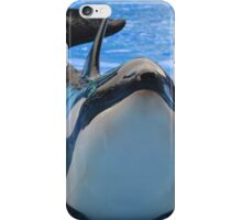 Orca Baby iPhone Case/Skin