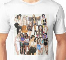 Coachella Girls Unisex T-Shirt