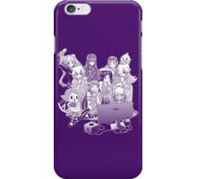 Smash Night iPhone Case/Skin