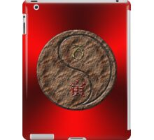 Capricorn & Tiger Yang Earth iPad Case/Skin