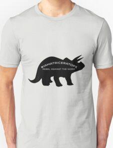 #IAMATRICERATOPS Unisex T-Shirt