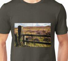 Yorkshire Moors Unisex T-Shirt