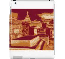 Cemetery 3 iPad Case/Skin