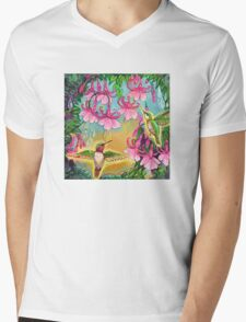 Sweet Nectar Mens V-Neck T-Shirt